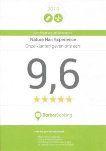 Nature Hair Expierence Recensies